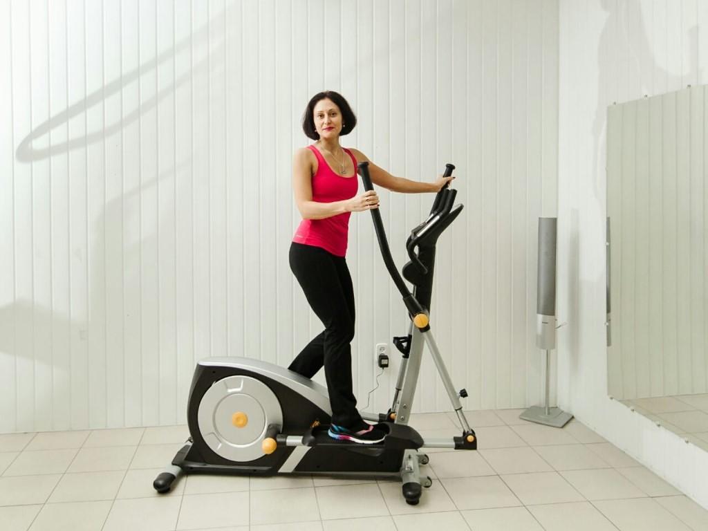 Сбросить Вес На Эллиптическом Тренажере